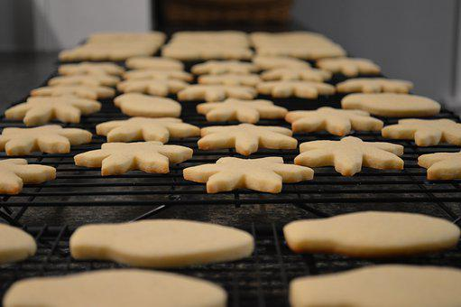 Sugar Cookies, Easter Lunch, Easter Dinner, Baking