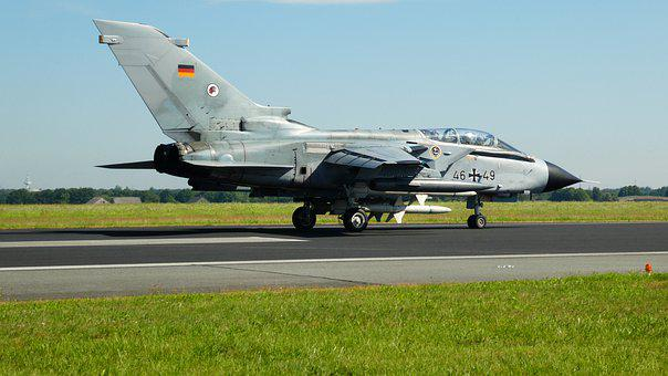 Bundeswehr, Fighter Jet, Panavia, Tornado, Air Force