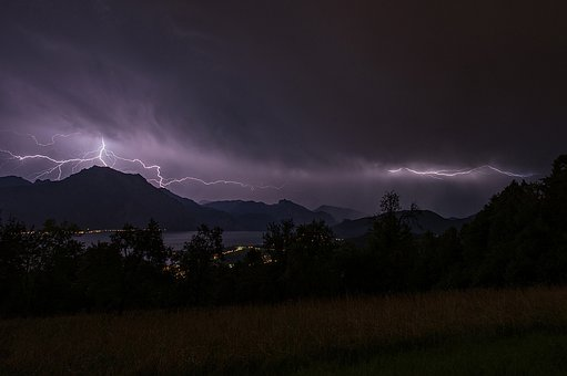 Thunderstorm, Flashes, Dramatic, Flash, Forward