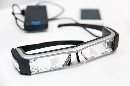 Google, Glasses, High-tech, Modern, Design, View, Glass