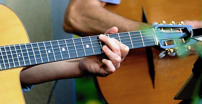 Guitar, Classical Guitar, Gitarrengriffe, Musician