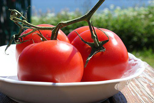 Tomatoes, Food, Health Day, Vegetables, Healthy, Table