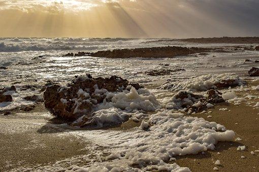 Cappuccino Coast, Natural Phenomenon, Rear, Nature