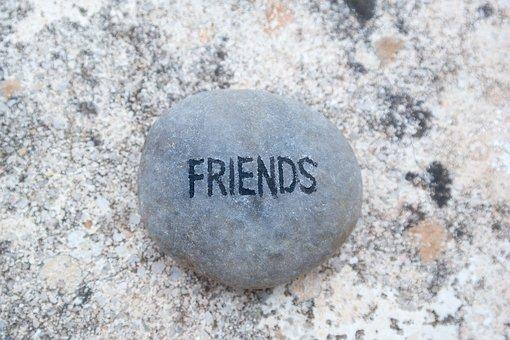 Message, Rock, Believe, Rocks, Stone, Sign, Stones