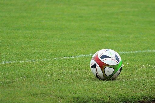 Ball, Football, Saisonende, Green, Rush, Club, Stadium