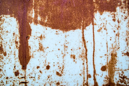 Rust, Wall, Texture, Old, Vintage, Rustic, Grunge, Door