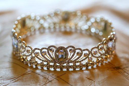 Crown, Women, Wedding, Love, Marriage, Celebration