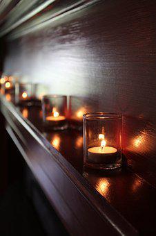 Candles, Candle, Light, Flame, Flicker, Candlelight