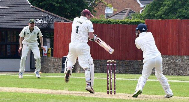 Cricket, Batsman, Cricketer, Player, Match, Batting