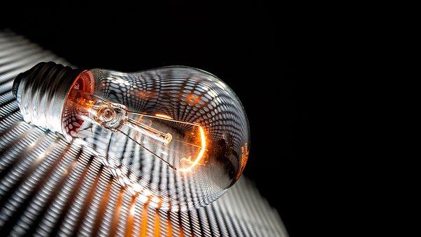 Light Bulb, Lighting, Light, Current, Energy, Glowing