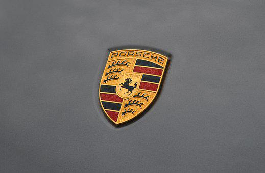 Logo, Porsche, Auto, Luxury, Vehicle, Emblem, Design
