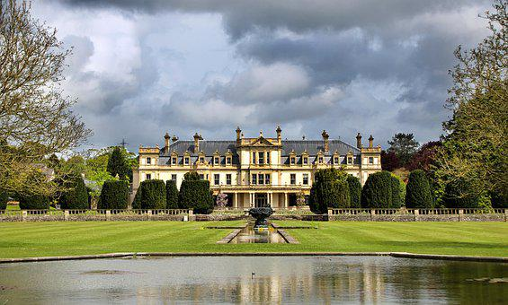 Manor House, Wales, English, Welsh, Property, Park
