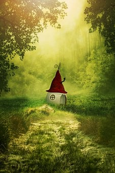 Landscape, Fantasy, Fantasy Landscape, Dream, Fairytale
