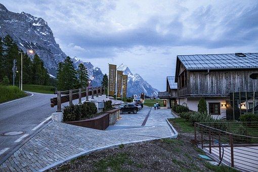 Dolomites, Cortina, Veneto, Alpine, Italy, Mountains