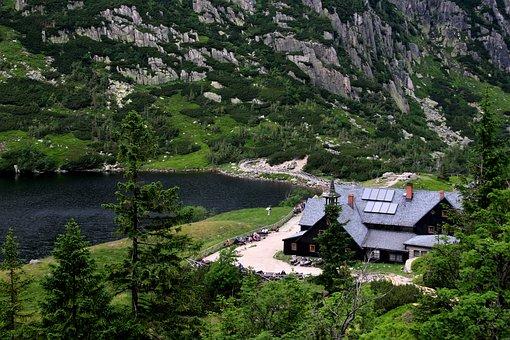 Mountains, Lake, Youth, Landscape, Nature, Poland
