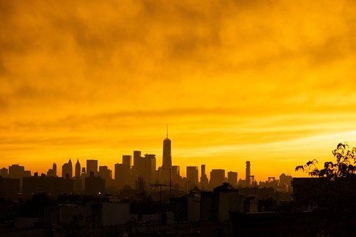 New York, Nyc, City, Manhattan, Architecture, Cityscape