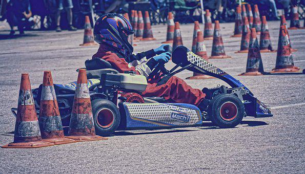 Kart Race, Competition, Race, Drive, Sport, Fast, Speed