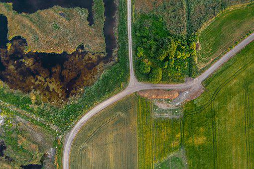 Rural, Road, Countryside, Country, Agriculture