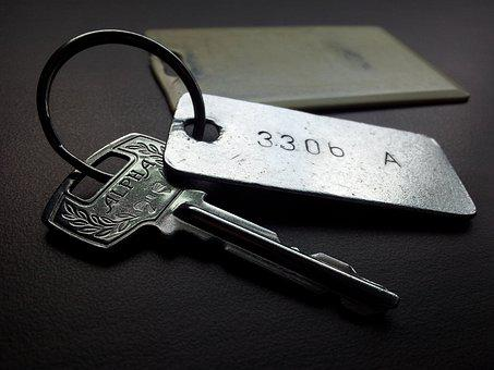 Key, Lock, Security