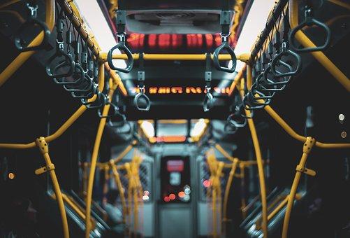 City, Light, Night, Transportation, Nikon, 50mm, Bokeh