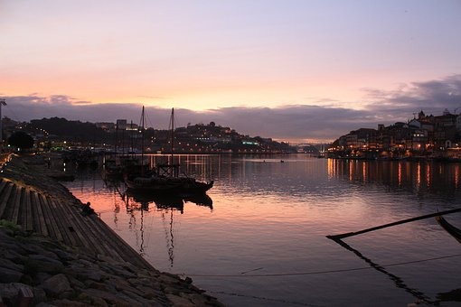 Portugal, Or Porto, Vila Nova De Gaia, Holiday, Europe