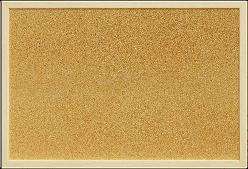 Pin Board, Wood, Cork, Frame, Background, 3d, Blender