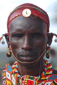 Samburu, Africa, Kenya, Wilderness, Tribes, Moran