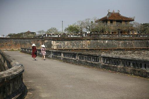Hue City, Ancient Capital, Wall