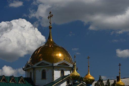 Church, Christianity, Orthodoxy, Novosibirsk, Religion