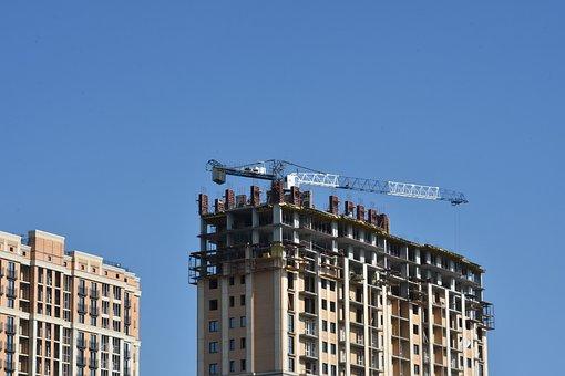 City, Development, Novosibirsk, Housing, Building