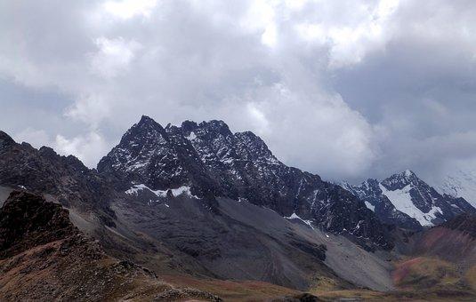Ausangate, Array, Mountain, Cordillera De Vilcanota