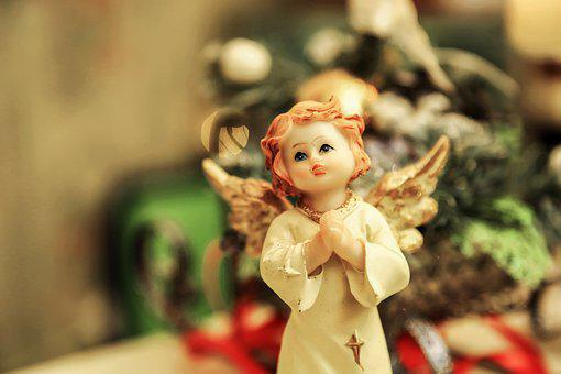 Christmas, Angel, Clearance, Mood, Figure, Cute