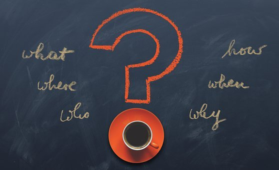 Questions, Question Mark, Write, Blog, Who, What, How