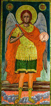 Archangel Michael, Icon, Religion, Iconography