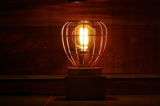 Light, Night Watchman, Candle, Dark, Decoration