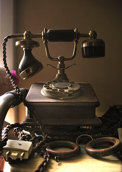 Vintage, Telephone, Communication, Old, Nostalgic