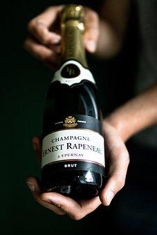 Champagne, Wine, Drink, Alcohol, Party, Celebration