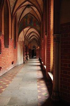 Malbork, Castle, Poland, Architecture, Medieval