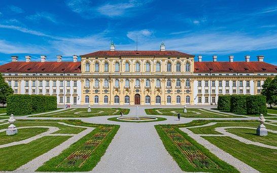 Castle, Unterschleissheim Germany, Bavaria