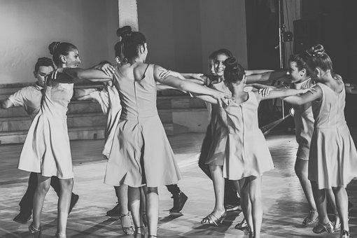 Dance, Dancers, Syrtaki, Greek Dance, Dancing, People