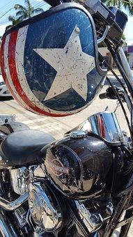 Harley Davidson, Hd, Mc, Motorcycle, Harleydavidson