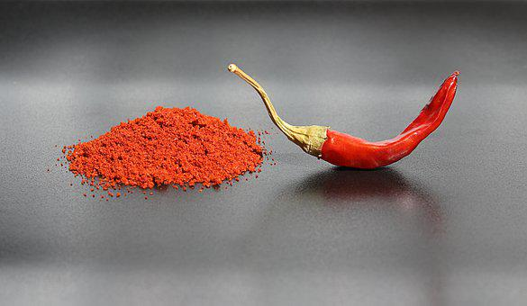 Red, Chili, Flavour, Hot, Spicy, Spice, Sharp, Paprika
