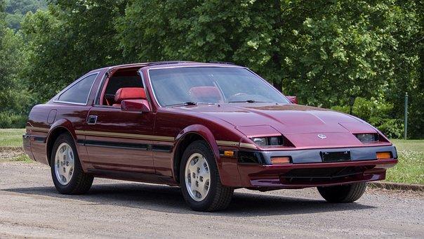 Nissan, 300zx, 1985, Car, Datsun, Jdm, Auto, Japanese