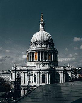 London, Architecture, Bridge, Landmark, City, Building
