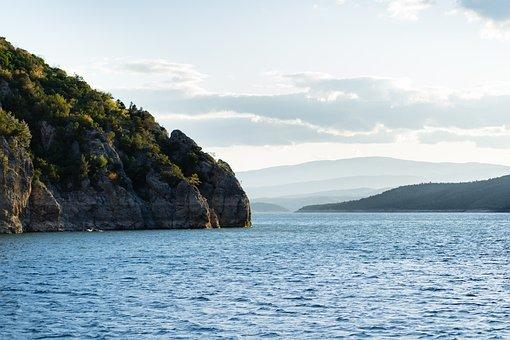 Samsun, Turkey, Dam, Altinkaya, Baraj, Water Energy