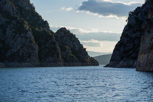 Altinkaya, Dam, Turkey, Samsun, Lake, Energy, Nature