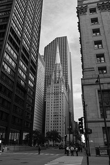 New York, Sky, City, America, Nyc, Architecture, Travel