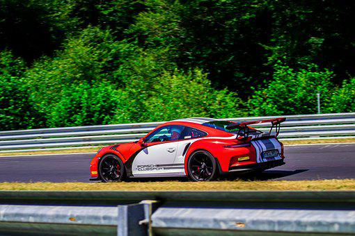 Porsche, Gt3 Rs, 911, Porsche 911 Gt3 Rs, Nürburgring