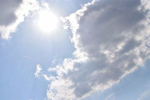 Summer, Sky, Nature, Clouds, Weather, Tropical, Air