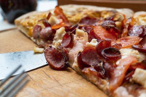 Pizza, Tasty, Dinner, Lunch, Unhealthy, Taste